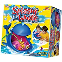 John Adams Splashy The Whale Game (Multi-Colour)