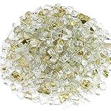 1 Kg Caminetti Vetro Temperato Rivestito A Specchio Vetro Temperato Fornace Fuoco Pit Glass Rocks Vetro Decorativo