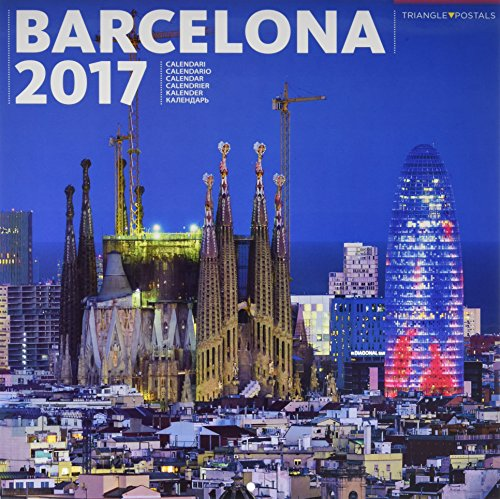Calendari 2017 Barcelona 2 gran (s.familia) por Aa.Vv.