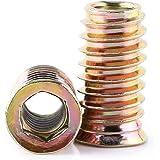ISK D2D Madenschrauben VPE: 10 St/ück Gewindestifte Gr/ö/ße: M6 x 16 mm nach DIN 914 mit Innensechskant und Spitze aus Edelstahl A2 // V2A