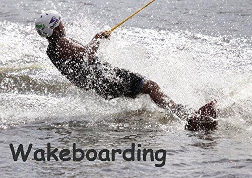 Wakeboarding...