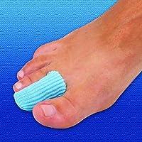 Silipos Antibacterial Digital Cap | x6 | Soft Stretchable Protective Gel Toe Caps | Small / Medium preisvergleich bei billige-tabletten.eu