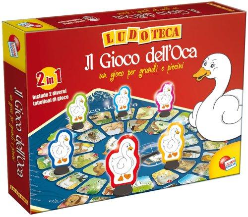 Liscianigiochi+26876+Ludoteca+Il+Gioco+Dell'Oca