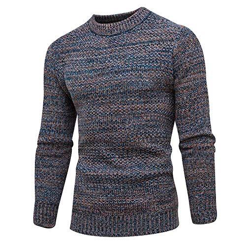 9bfa81d0af7dc0 Riou Herren Langarm Hoodie Pullover Slim Fit Kapuzenpullover Sport T-Shirt  Baumwoll Sweatshirt.