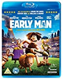Early Man [Blu-ray] [2018]