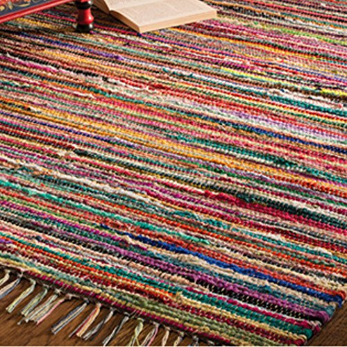 Indian Arts Fair Trade Rag Rug H...