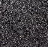 Fallschutzplatte Schwarz 50 x 50 x 3 cm Schutz Platte Gummi Granulat - Fallschutz Platten für Spiel Sport & Freizeitanlagen - leicht zu verlegen
