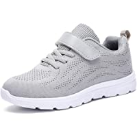 Beichuang Boys Girls Breathable Trainers Kids Running Walking School Shoes
