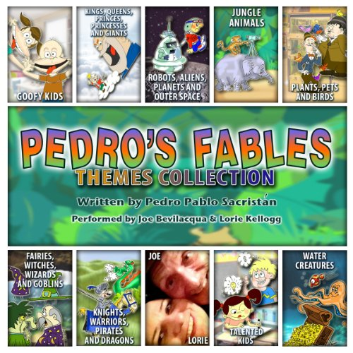 The Pedro's Fables Themes Collection  Audiolibri