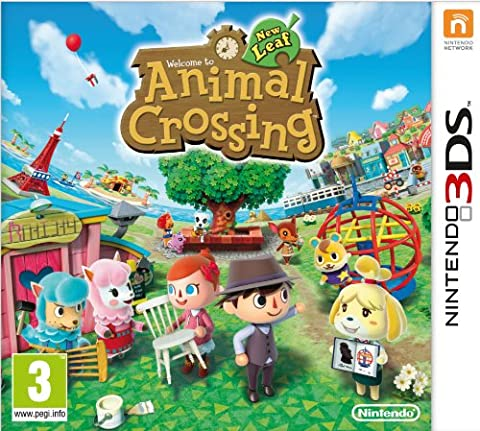 Tomodachi Life 3ds - Animal Crossing : New