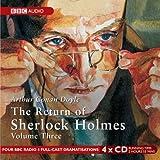 The Return of Sherlock Holmes: v. 3 (BBC Audio)