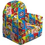 Pat vigilancia 530119-Sillón para niños, diseño de vigilancia Pat, 29,5 x 37,5 x 41 cm