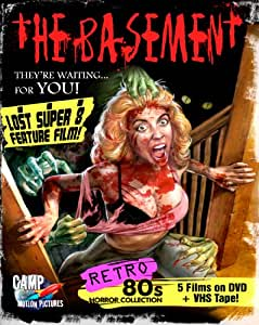 Basement: Camp Retro 80s Collection [Import USA Zone 1]
