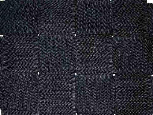 Relax-Schaukel - DreamlinerPlus XL (extra lang & breit) / Maße: 190 x 76 x 80 cm / Gewicht: 13 kg / Farbe: schwarz - 2