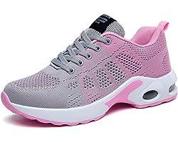 Women's Running Shoes Fashion Sports Sneakers for Walking,Hiking,Training