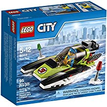 LEGO CITY Race Boat 60114 by LEGO