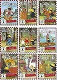 Der kleine Rabe Socke - Die TV-Serie 1 - 9 im Set - Deutsche Originalware [9 DVDs]