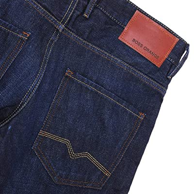 Hugo Boss Orange Orange 24 Barcelona Jean In Darkwash