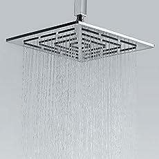 Alton SHR20815 Stainless Steel Over Head Shower (Silver)