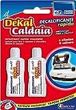 Parodi&Parodi Dekal Decalcifiante Ferro da Stiro a Caldaia 2 Dosi, Tessuto, Bianco, 12x16x2 cm, 2 unità