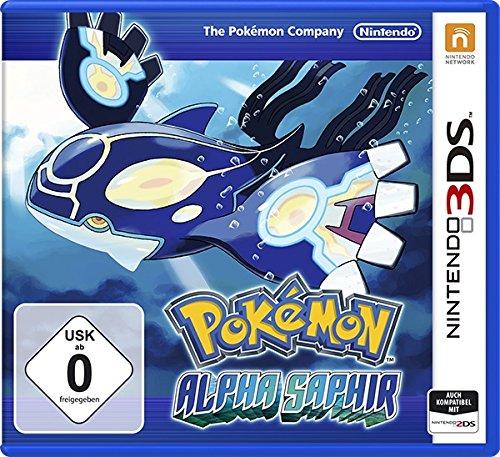 Nintendo Pokemon Alpha Saphir
