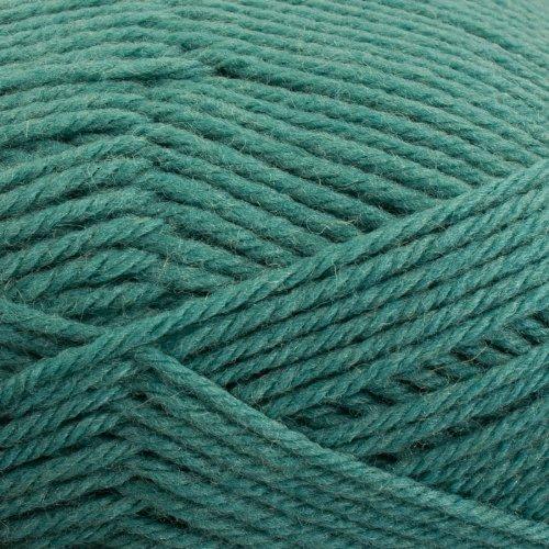 Rowan Handstrickgarn pure wool worsted Farbe 00140 hellmittelgrün 100 % Schurwolle 100 g waschbar 200m Lauflänge (Pure Rowan Dk-garn Wool)