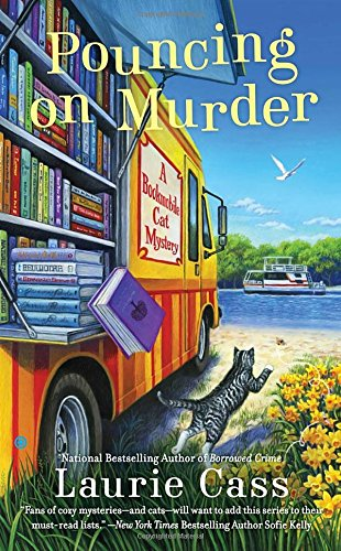 Pouncing on Murder (Bookmobile Cat Mystery)