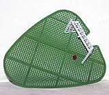 2 x Urinalkicker - Pissoir - Urinal sieb - Urinaleinlage Kunststoff Fußball Schmutzfänger