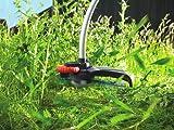 Black+Decker Elektro-Motorsense (800W, mit E-Drive Technologie, Kantenschnittfunktion, 6 Hochleistungsfäden) GL8033, schwarz orange - 4