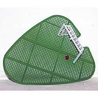 2 x Urinalkicker - Pissoir - Urinal sieb - Kunststoff Fußball Schmutzfänger