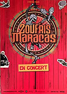 Zoufris Maracas - 40X60 Cm Affiche / Poster