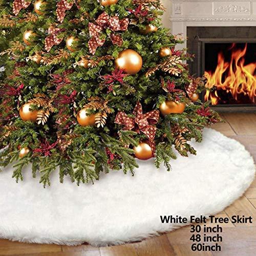 Falda de árbol de Navidad