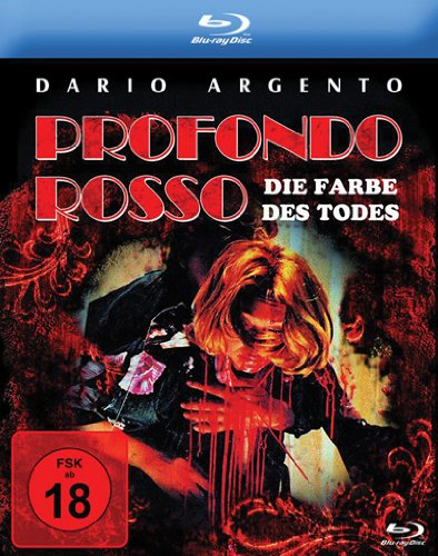 Bild von Profondo Rosso - Die Farbe des Todes [Blu-ray]