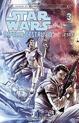 Star Wars Imperio Destruido (Shattered Empire) 03 por VV.AA.