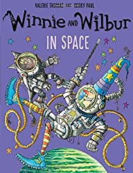 Winnie and Wilbur in Space by Valerie Thomas (2016-09-01)