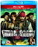 Pirates of the Caribbean 4 3D [Blu-ray] [Import anglais]