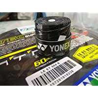 YONEX ETEC 904 E Super OVERGRIP Badminton Grip,Tennis Grip (Multicolour, Pack of 5)