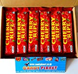 Cadbury Cherry Ripe Snack Bar 52g Pack of 6
