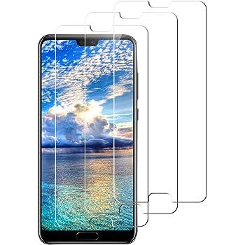 Beedash  Lot de 3  Verre Trempé pour Huawei P20 Pro, Protecteur d écran  pour Huawei P20 Pro Anti Rayures, Ultra Résistant Dureté 9H, 3D Touch  Compatible - ... d1fac44b768e