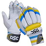 DSC Condor Motion Cricket Batting Gloves Youth Right (Color May Vary)
