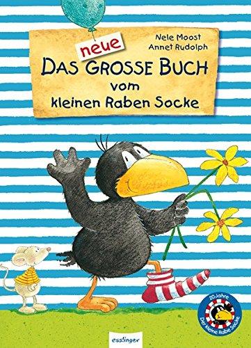 Preisvergleich Produktbild Der kleine Rabe Socke: Das neue große Buch vom kleinen Raben Socke – Jubiläums-Relaunch