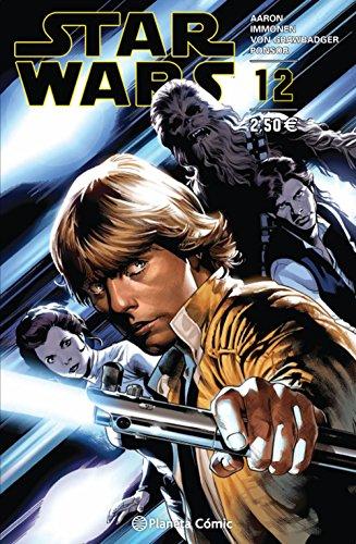 Star Wars n 12 (Star Wars: Cómics Grapa Marvel)