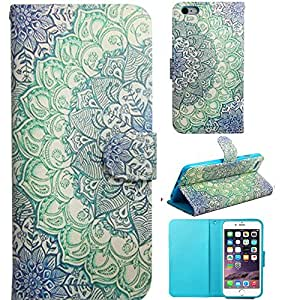 iPhone 4,iPhone 4 Case,iphone 4 Wallet ,iphone 4 Wallet Case,iphone 4 Leather Case, Kaseberry Carryberry 4S-001 Credit Card Holder Mirror PU Flip Cute Case Cover