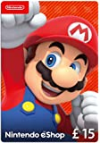 Nintendo eShop Card | 15 GBP voucher | Download Code