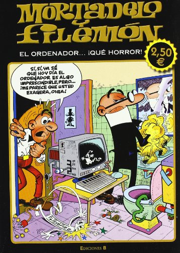 Mortadelo y Filemón: el ordenador.que horror! (OLÉ)