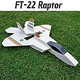 #5: FT-22 Raptor DIY RC Plane Kit Based on FliteTest