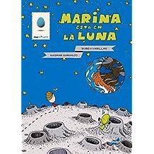 Marina está en la Luna (Isla Flotante)