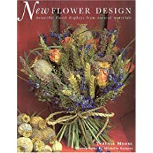 New Flower Design: Beautiful Floral Displays from Natural Materials