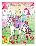 Depesche 6557 - Malbuch Princess Mimi