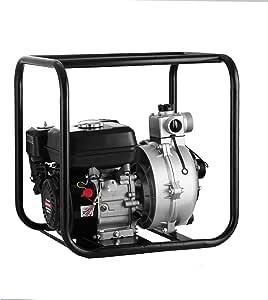 Buoqua 2 Zoll Benzin Wasserpumpe 4 Takt Petrol Garden Water Pump 3 6 L Motorpumpe 6 5 Hp 210 Cc High Pressure Transfer Water Pump Petrol Wasser Pumpe Mit 135m Kopflift 2 Zoll Auto